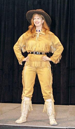 Fancy Cowgirl Clothing Michael J Guli Designs
