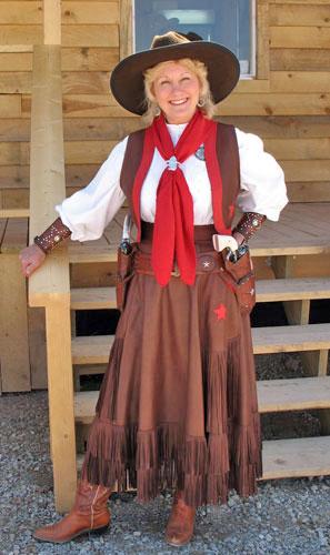 Cowgirl Clothing - Michael J. Guli Designs