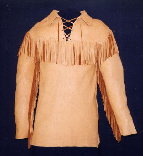 Buckskin Shirts Michael J Guli Designs
